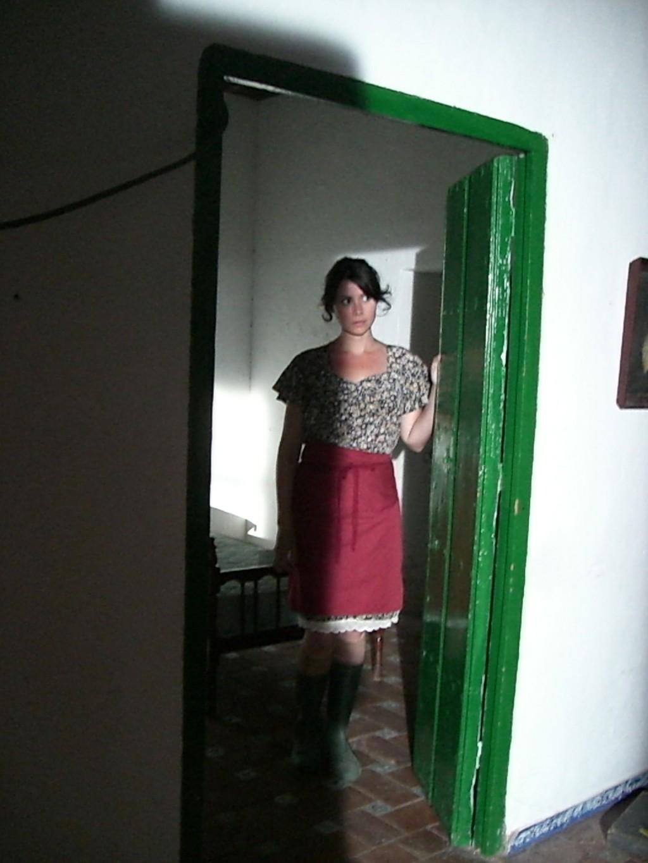 'María se asoma'