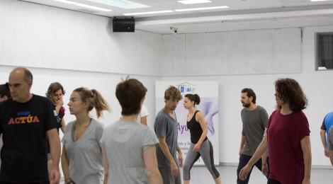 Clase de Danza para actores y actrices