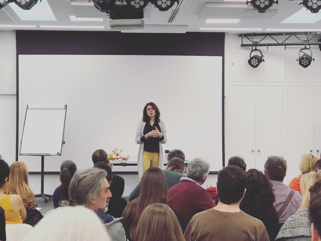 Acting Coach y mentoring para actores Interpretación integrada