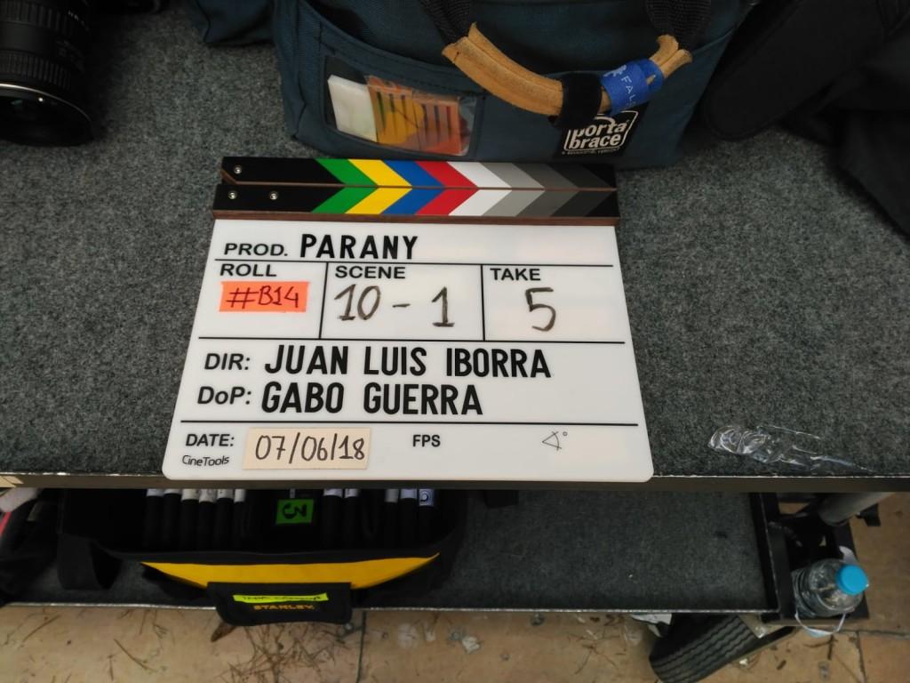 Claqueta Parany