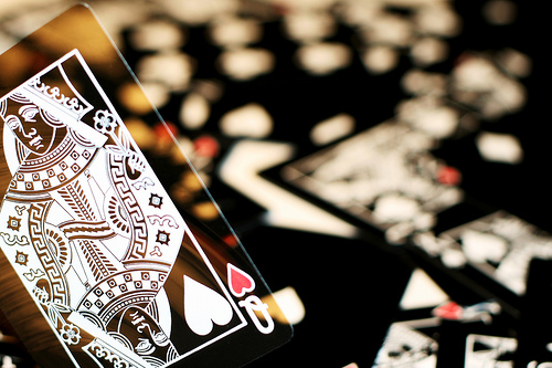 Las cartas sobre la mesa