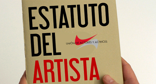 Estatuto del Artista para actores y actrices